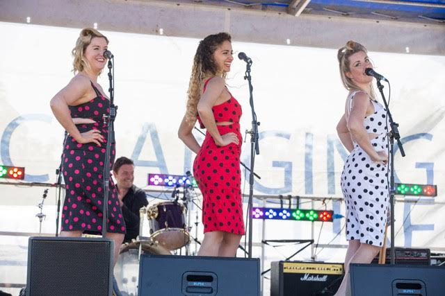 The Vintage Girls Westfest